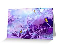 Winter of Our Discontent Greeting Card