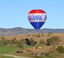 Hot Air Balloon by TheaShutterbug