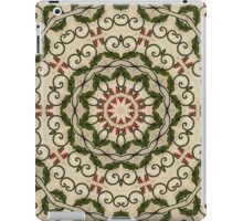 Designs on Holly-Days iPad Case/Skin