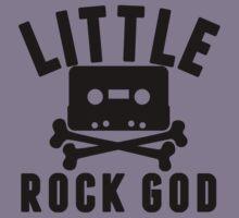 Little Rock God Kids Tee