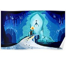 The Ice Cave Poster
