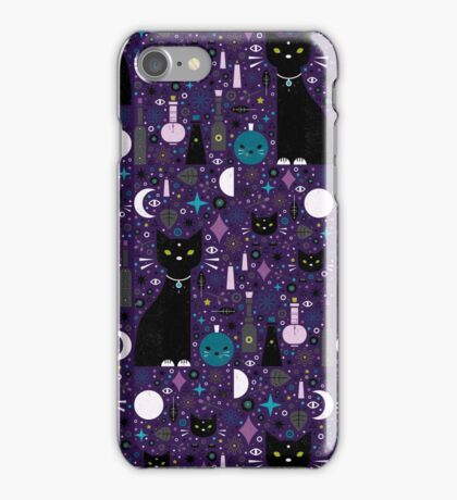 Halloween Kittens  iPhone Case/Skin