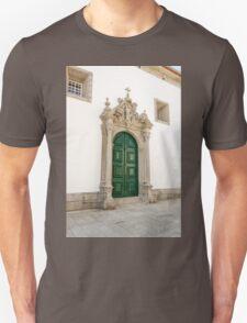Capela das Malheiras side door T-Shirt