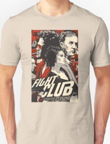 Fight Club Movie Poster! T-Shirt