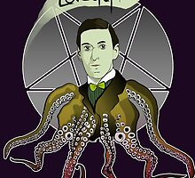 Lovecraft by NazzCat