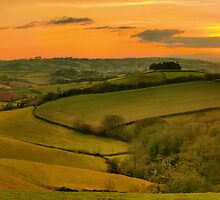 Glazegate Valley by phil hemsley
