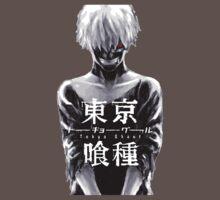 TOKYO GHOUL - KEN KANEKI One Piece - Short Sleeve