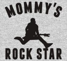 Mommy's Rock Star Kids Clothes
