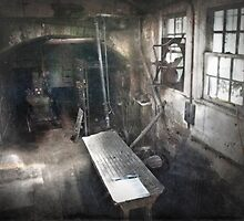 The Morgue of Alcatraz by Patito49