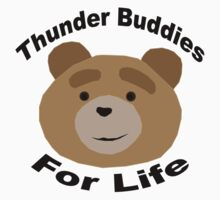 Thunder Buddies for Life by Merwok