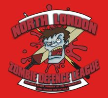 Zombie Defence League by DamoGeekboy