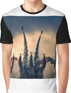 The Red Arrows Stormdance Graphic T-Shirt