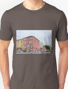 The pink building T-Shirt