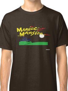 Maniac Mansion C64 Classic T-Shirt