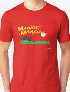 Maniac Mansion C64 T-Shirt