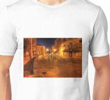The yellow city I Unisex T-Shirt