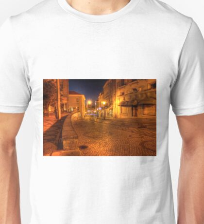 The yellow city I T-Shirt