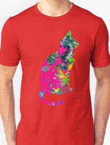 Ink Spots Cat T-Shirt