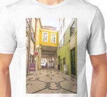 Deep inside in Aveiro Unisex T-Shirt