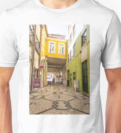 Deep inside in Aveiro T-Shirt