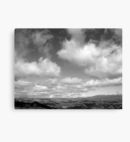 California Sky Canvas Print