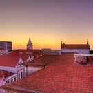 Sunset in Aveiro - HDR by João Figueiredo