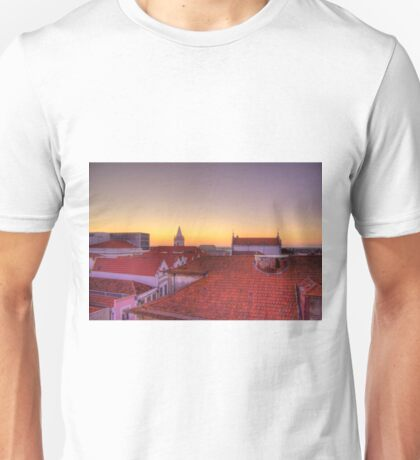 Sunset in Aveiro - HDR T-Shirt