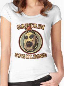 Captain Spaulding Est. 1977 Women's Fitted Scoop T-Shirt