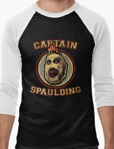 Captain Spaulding Est. 1977 Men's Baseball ¾ T-Shirt