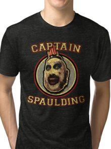 Captain Spaulding Est. 1977 Tri-blend T-Shirt