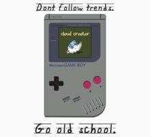 Old School Gameboy. by LewisJamesMuzzy