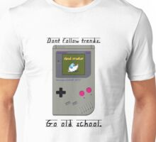 Old School Gameboy. Unisex T-Shirt