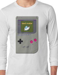 Cloud Creator Gameboy Long Sleeve T-Shirt
