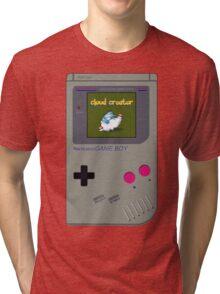 Cloud Creator Gameboy Tri-blend T-Shirt