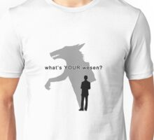 what's your wesen? male Unisex T-Shirt