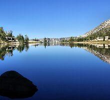 Traverse Lake  by Don Siebel