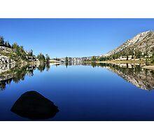 Traverse Lake  Photographic Print