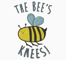 The Bee's Knees! One Piece - Short Sleeve