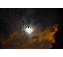 A Sky Painting Photographic Print