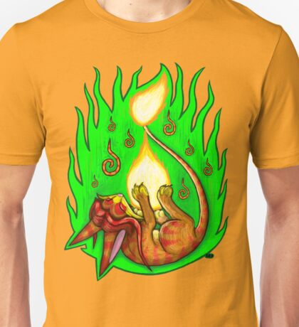 Pyrofeline - Playing with Fire Unisex T-Shirt