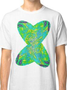 Two Hearts Green Classic T-Shirt