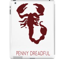 Penny Dreadful - Scorpion iPad Case/Skin