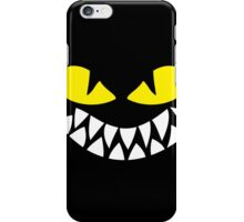 Dragons Smiles Design, Smiling Funny Dragon iPhone Case/Skin