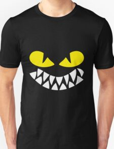Dragons Smiles Design, Smiling Funny Dragon Unisex T-Shirt