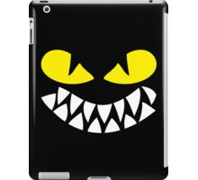Dragons Smiles Design, Smiling Funny Dragon iPad Case/Skin