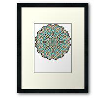 Mandala #4 Framed Print