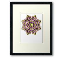 Mandala #5 Framed Print