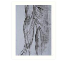 Body Parts 1 Art Print