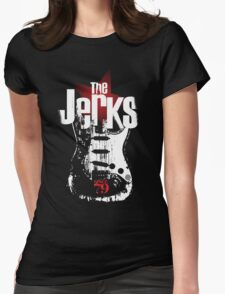 The Jerks, Since '79 Womens Fitted T-Shirt