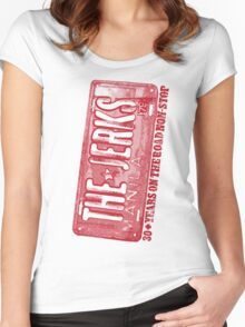 30+ Years On The Road Non-stop Women's Fitted Scoop T-Shirt